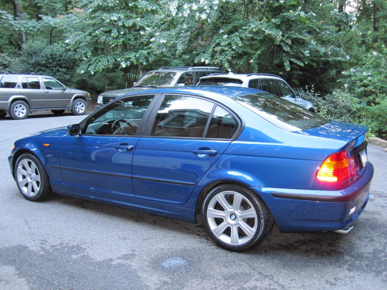 huntert 2003 bmw 3 series325i sedan 4d specs photos modification