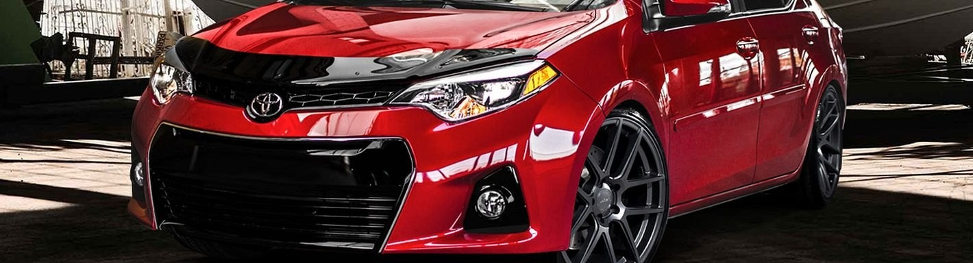 2016 toyota corolla accessories parts at carid com
