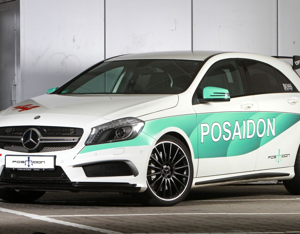 A45 Amg Modified Beautiful 2016 Mercedes Amg A45 Rs485 by Posaidon top Speed-1199-1199