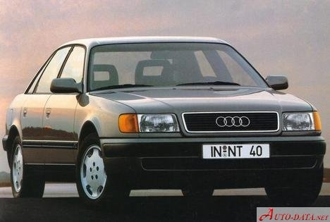 audi 100 technical specifications fuel economy consumption
