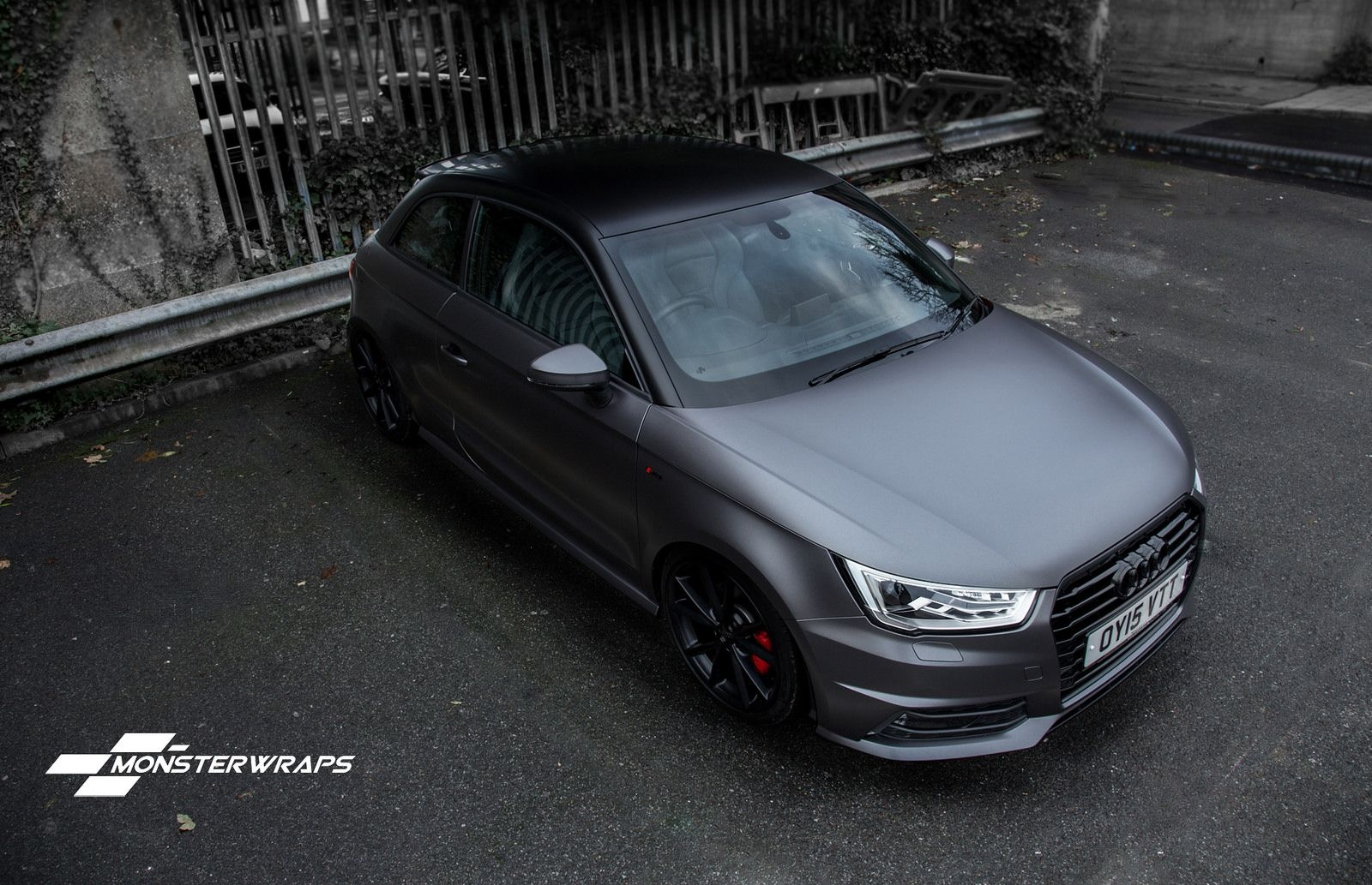 Audi A1 Modified Elegant Audi A1 Satin Grey Black Full Wrap Cars Audi A1 Black Audi Audi-2022 Of Inspirational Audi A1 Modified