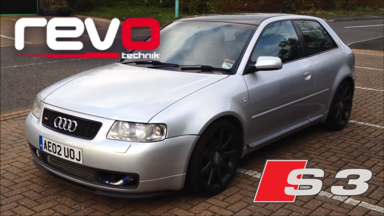 Audi A3 1.8 T Modified Beautiful 2002 Model Audi S3 300 Bhp Bigger Turbo forge Internals and Revo-1684 Of Unique Audi A3 1.8 T Modified