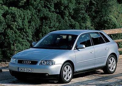 audi a3 8l hatchback 2000 2003 reviews technical data prices