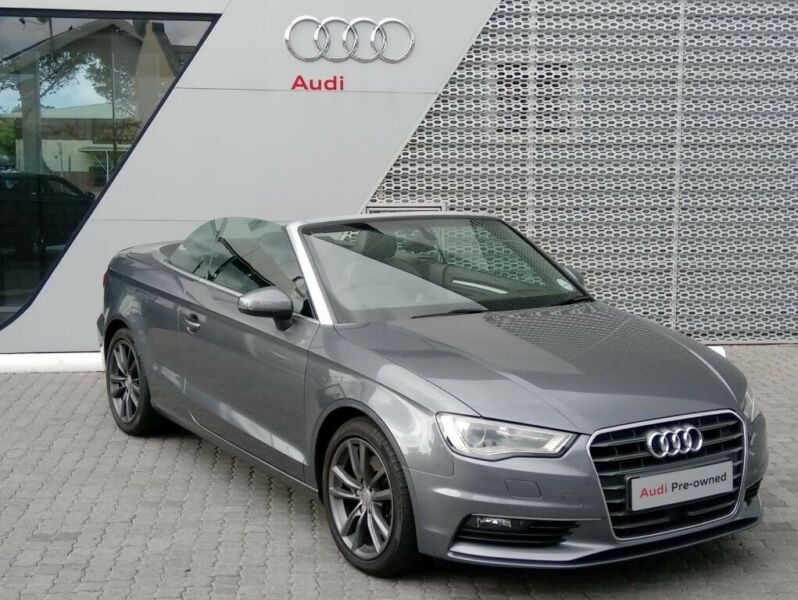 Audi A3 1.8 T Modified New 2015 Audi A3 Cabriolet 1 8 Tfsi S S Tronic Claremont Newlands-1684-1684