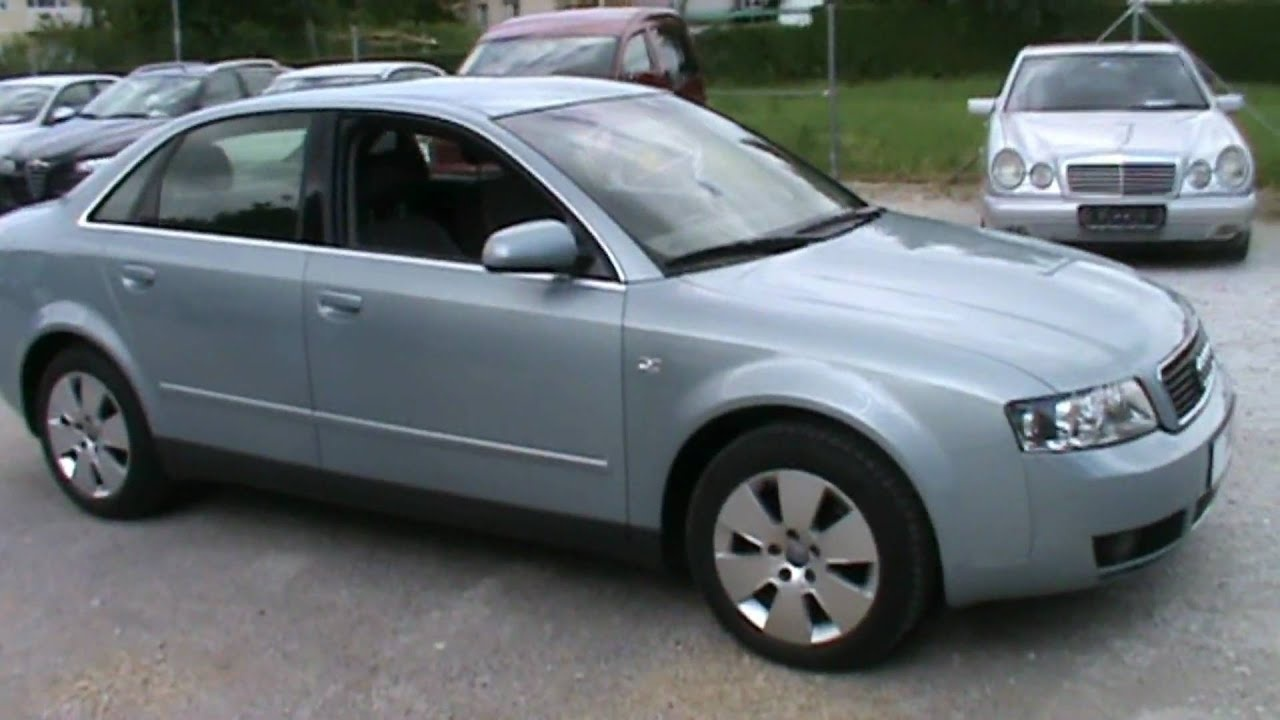 2003 audi a4 1 9 tdi full reviewstart up engine and in depth tour