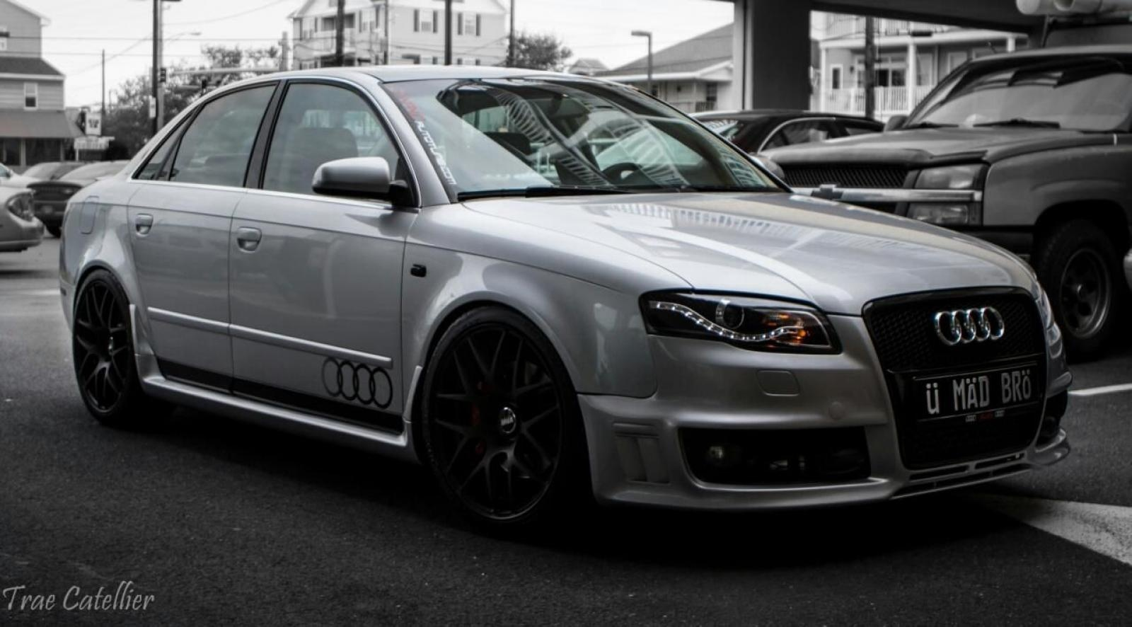 Audi A4 2010 Modified Inspirational 2007 Audi A4 Information and Photos Zombiedrive-1814 Of Best Of Audi A4 2010 Modified