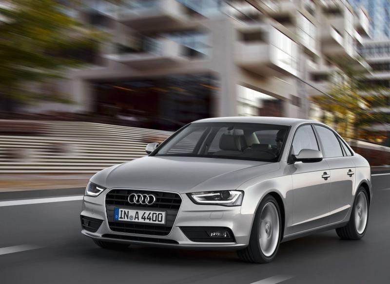 audi a4 sedan 2011 2015 reviews technical data prices
