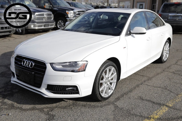 2016 used audi a4 2 0t premium plus at dunhill auto group serving