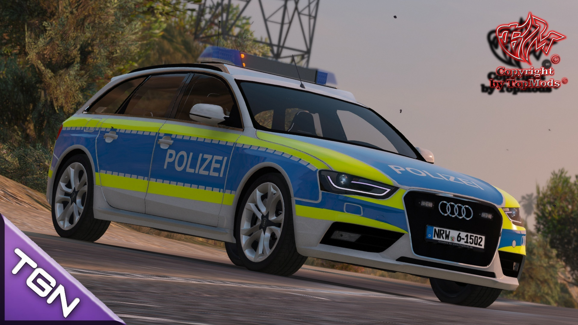 Audi A4 Avant Modified New Audi A4 Avant Autobahnpolizei Nrw Gta5 Mods Com-2460 Of Fresh Audi A4 Avant Modified