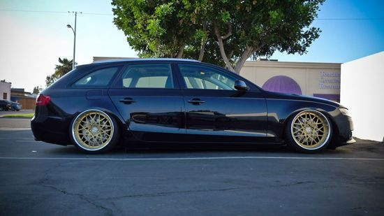 Audi A4 Estate Modified New Audi A4 Slammed Audi Audi A4 Audi Wagon-1840-1840