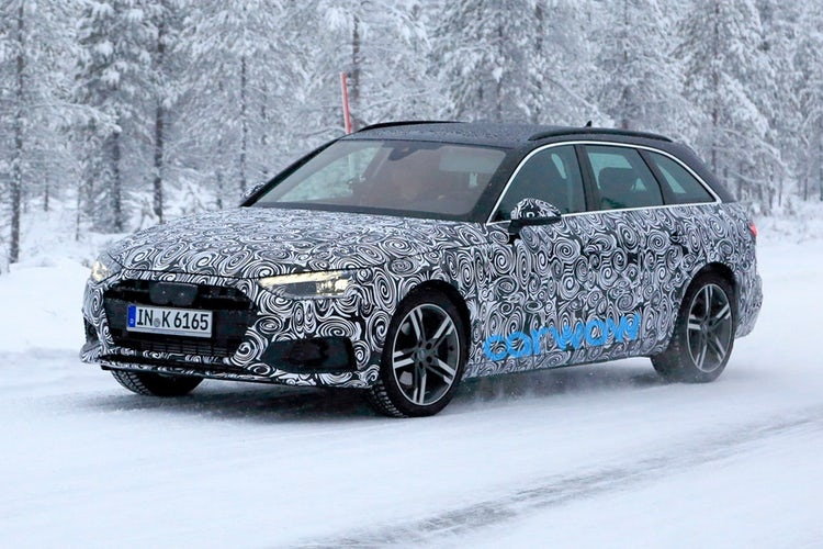 2019 audi a4 facelift price specs and release date carwow