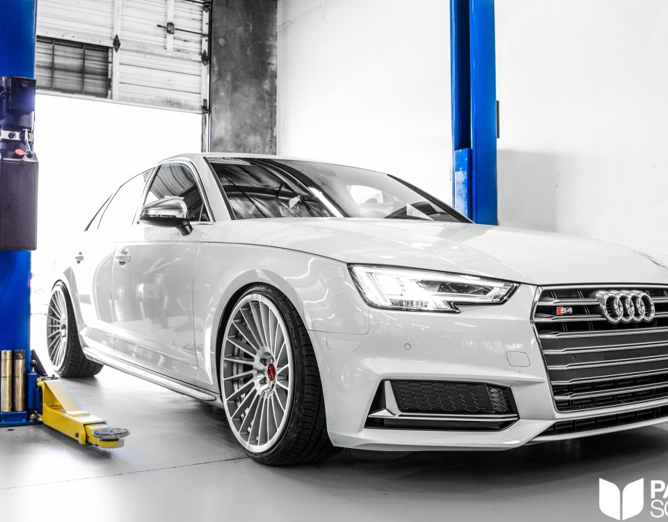 Audi A4 Modified Parts New Project Parts Score Audi B9 S4 Rotiform Indt Wheels toyo Tires-1212-1212