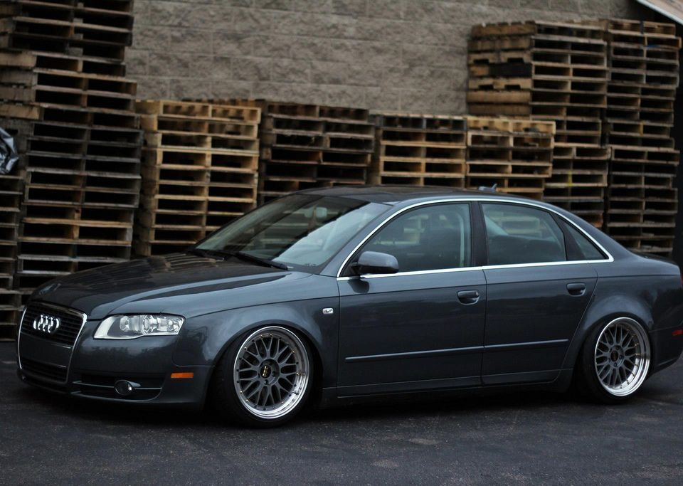 Audi B7 Modified Elegant Audi A4 B7 some Stance Und Fitment Crap-1853-1853