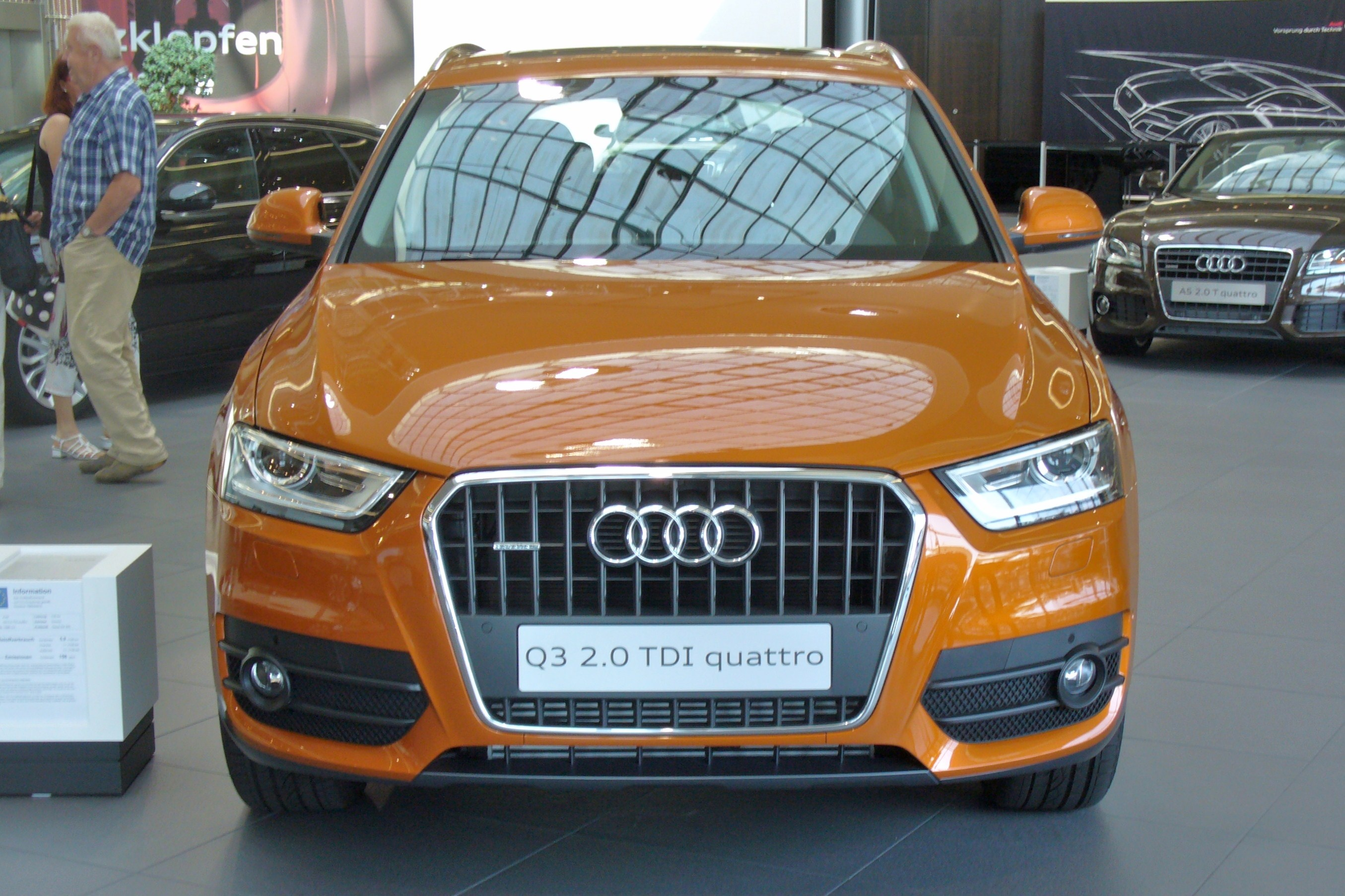 Audi Q3 Modified Fresh Fileaudi Q3 2 0 Tdi Quattro S Tronic Samoaorange Front Jpg-2720 Of Best Of Audi Q3 Modified