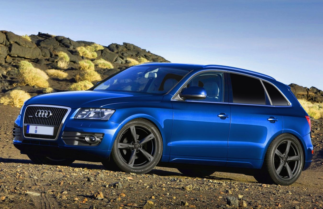 audi q5 would love this setup in white or matte black daily