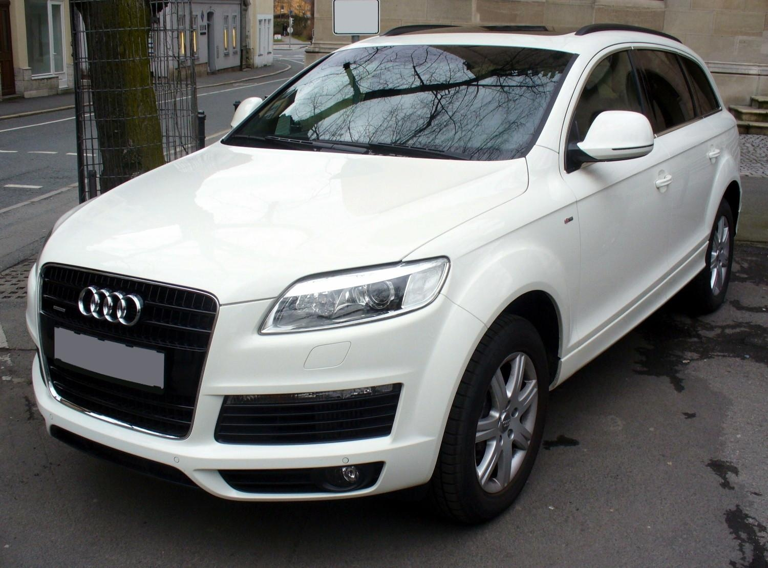 Audi Q7 Modified Best Of Fileaudi Q7 S Line 3 0 Tdi Quattro Tiptronic CallaweiaŸ Jpg-2305 Of Inspirational Audi Q7 Modified