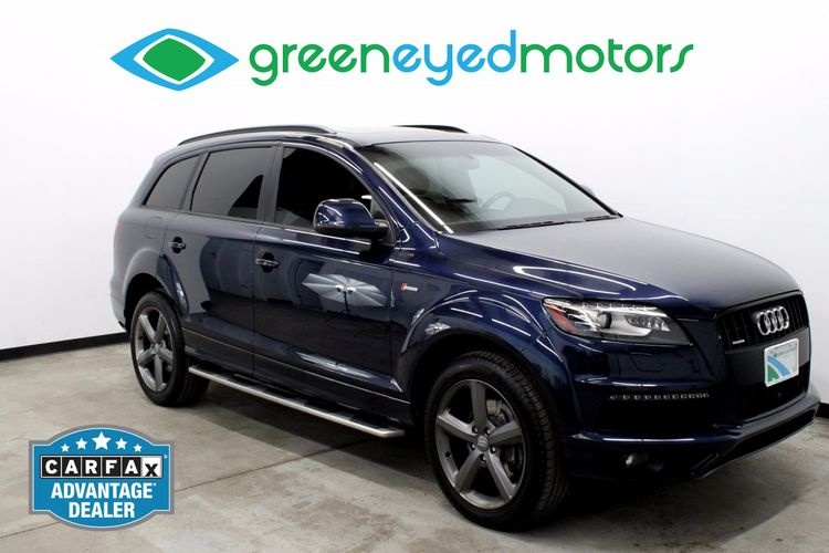 Audi Q7 Modified Luxury 2015 Audi Q7 3 0t S Line Prestige Quattro Green Eyed Motors-2305 Of Inspirational Audi Q7 Modified