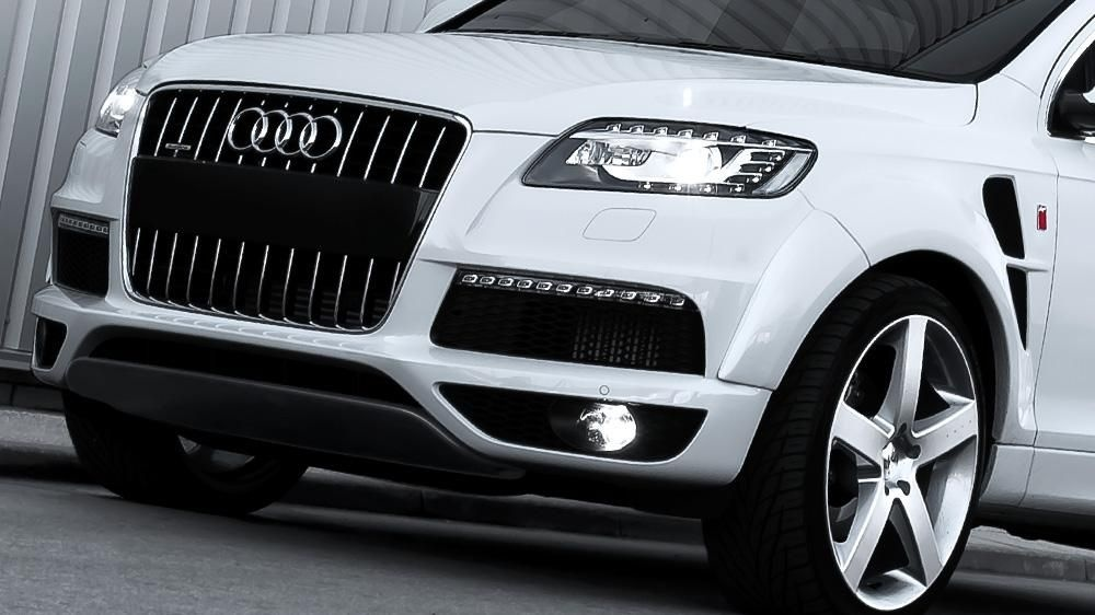 Audi Q7 Modified Luxury Audi Q7 D¾n' A Kahn Design Cars-2305 Of Inspirational Audi Q7 Modified