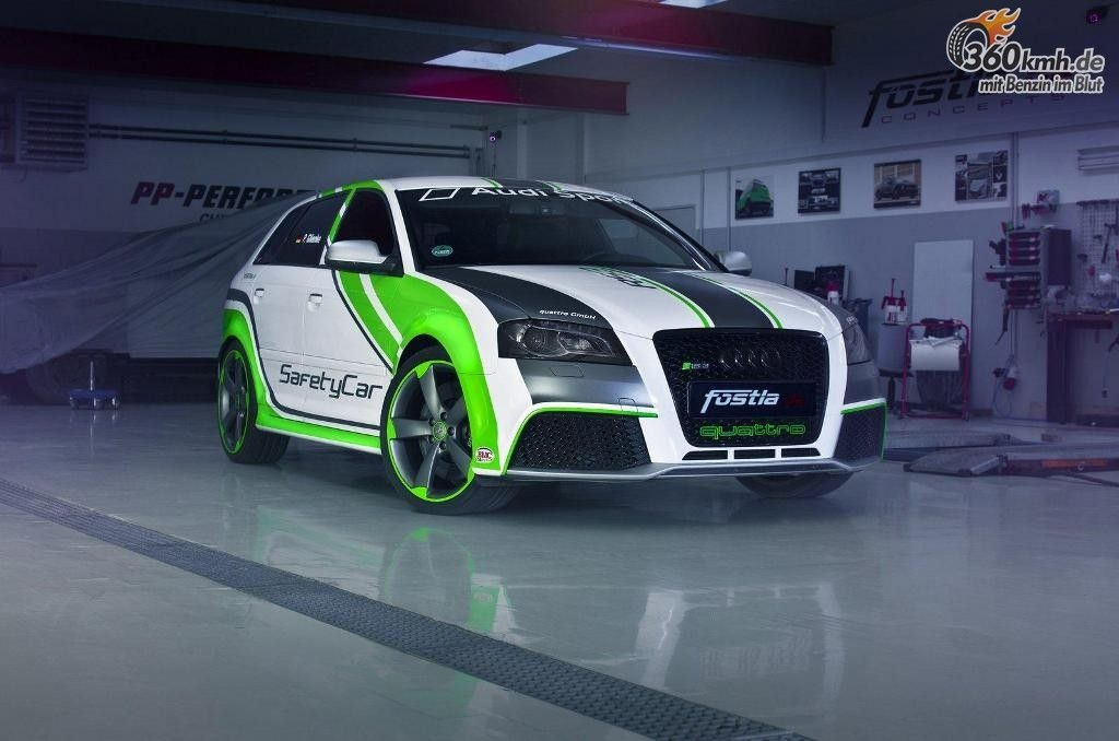 audi rs3 safety car von fostla wraps pinterest tapiceria