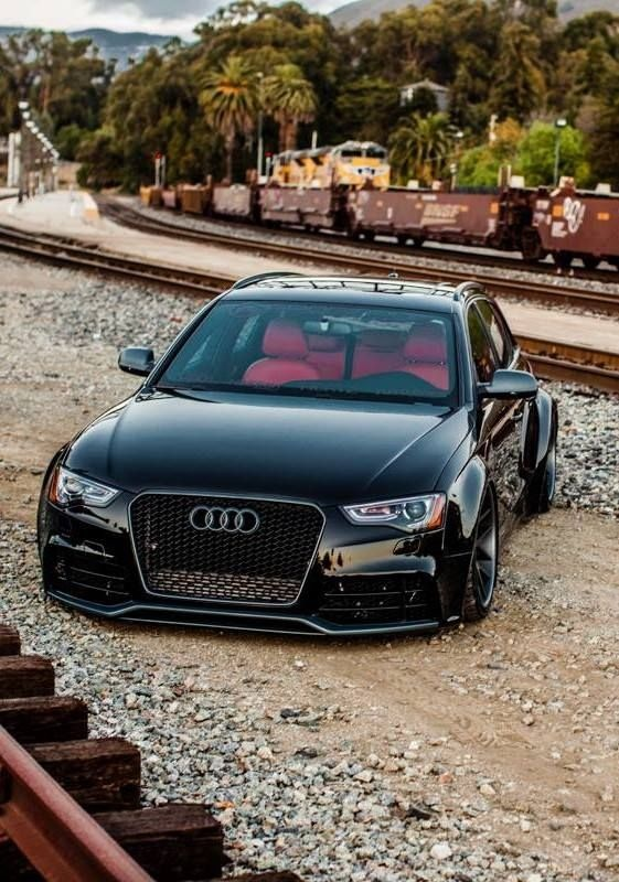 audi rs4 project car i like extreme modified vehicles cars