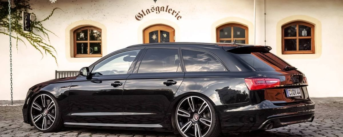 Audi Rs6 Modified Fresh Dropped Rs6 Wagon O Philia Cars Audi Rs6 Audi-1303-1303