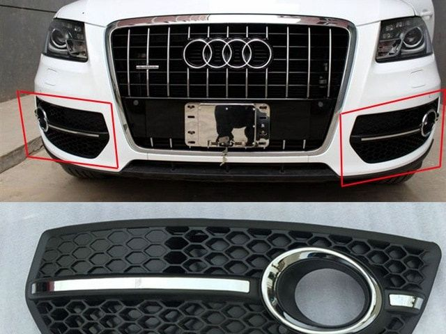 Audi Sq5 Modified Elegant for Audi Q5 Modified Rsq5 2008 2009 2010 2011 2012 2013 Front Fog-1671-1671