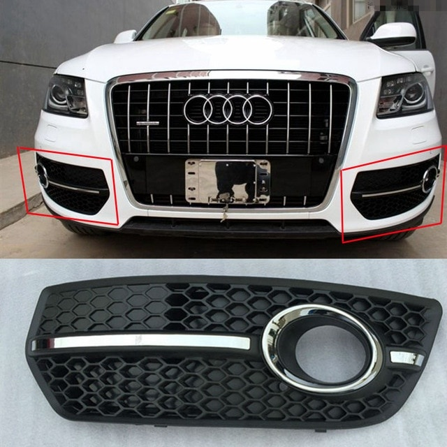 for audi q5 modified rsq5 2008 2009 2010 2011 2012 2013 front fog
