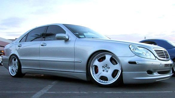 mercedes benz s class w220 tuning 12 cars that caught my eye