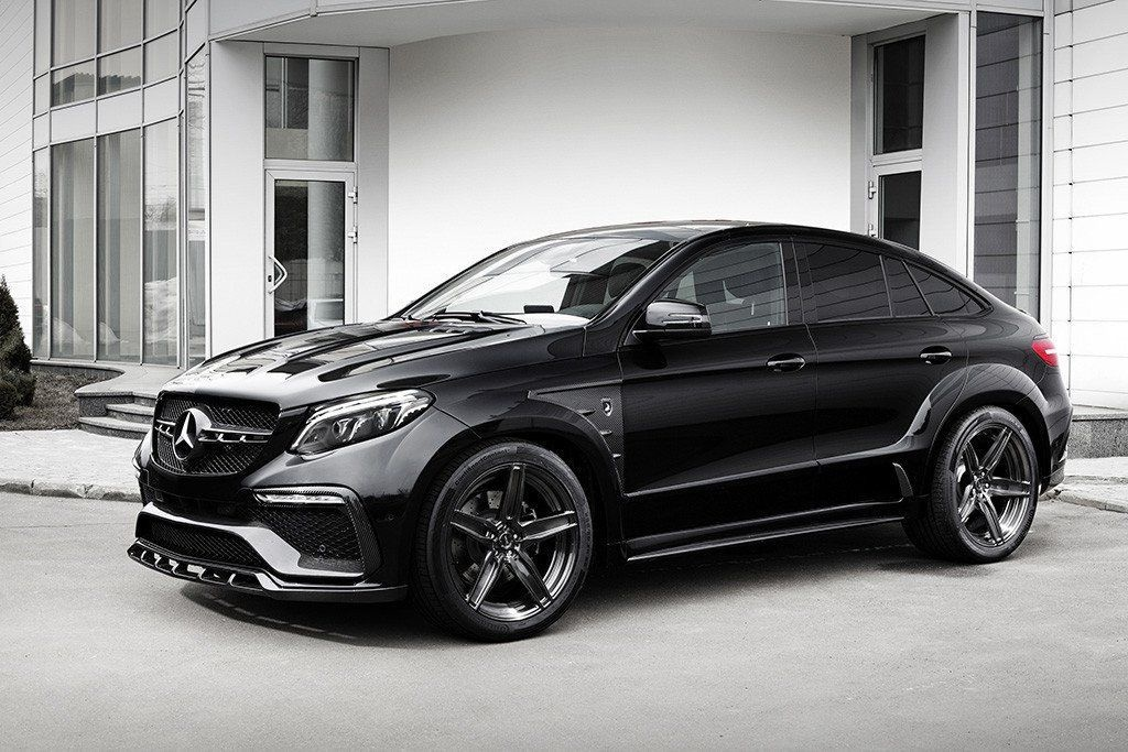 Benz Modified New Mercedes Benz Gle Black Car Poster Super Sport Cars Car-2035 Of New Benz Modified