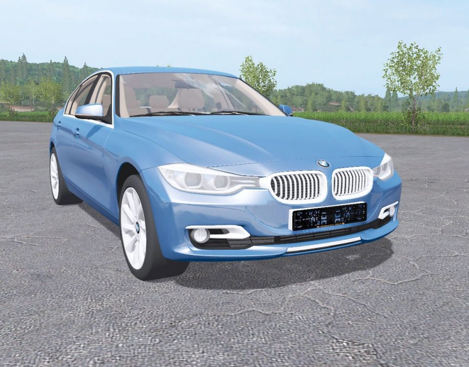 Bmw 328i Modifications Beautiful Bmw 328i Sedan F30 2012 for Farming Simulator 2017