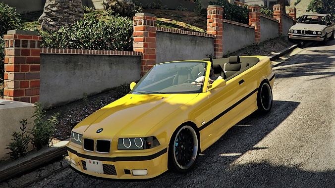 Bmw 328i Modifications Beautiful Bmw E36 328i M Sport Cabrio Replace Gta5 Mods Com Of Inspirational Bmw 328i Modifications