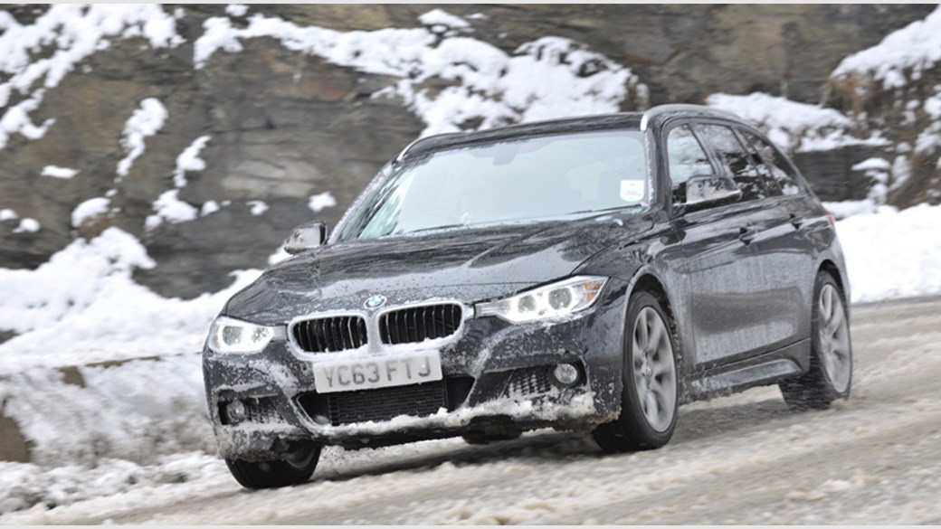 bmw 3 series 330d touring xdrive 2014 review car magazine