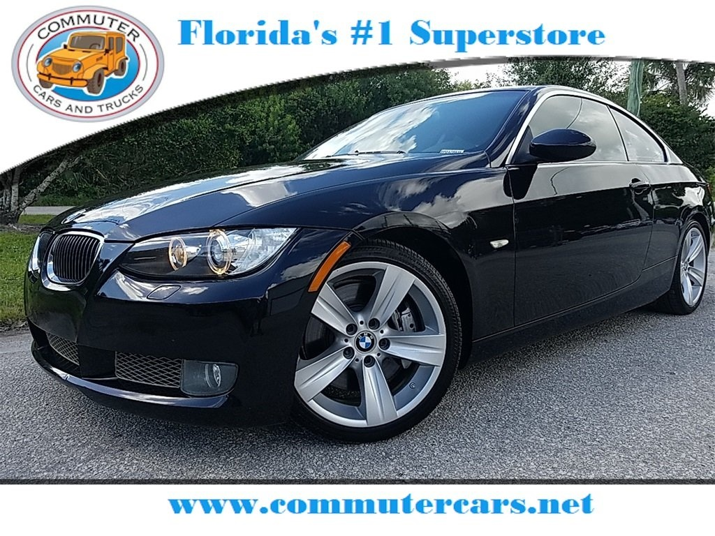 used 2008 bmw 3 series 335i rwd coupe for sale vero beach fl 8p042861l