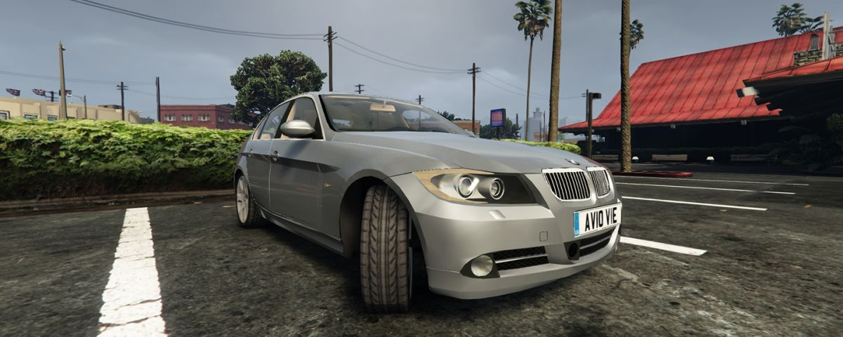 Bmw 330i Modifications Beautiful 2010 Bmw 330i Replace Gta5 Mods Com