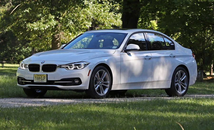 2017 bmw 330i automatic tested review car and driver