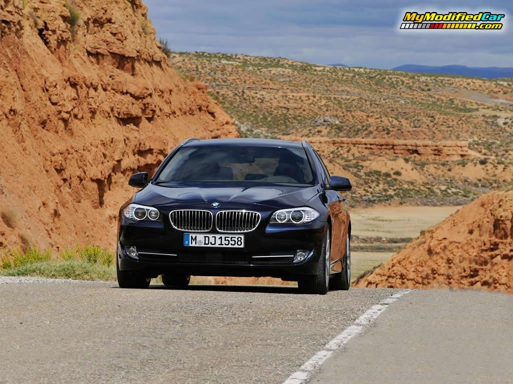 bmw 5 series car wallpaper mymodifiedcar com