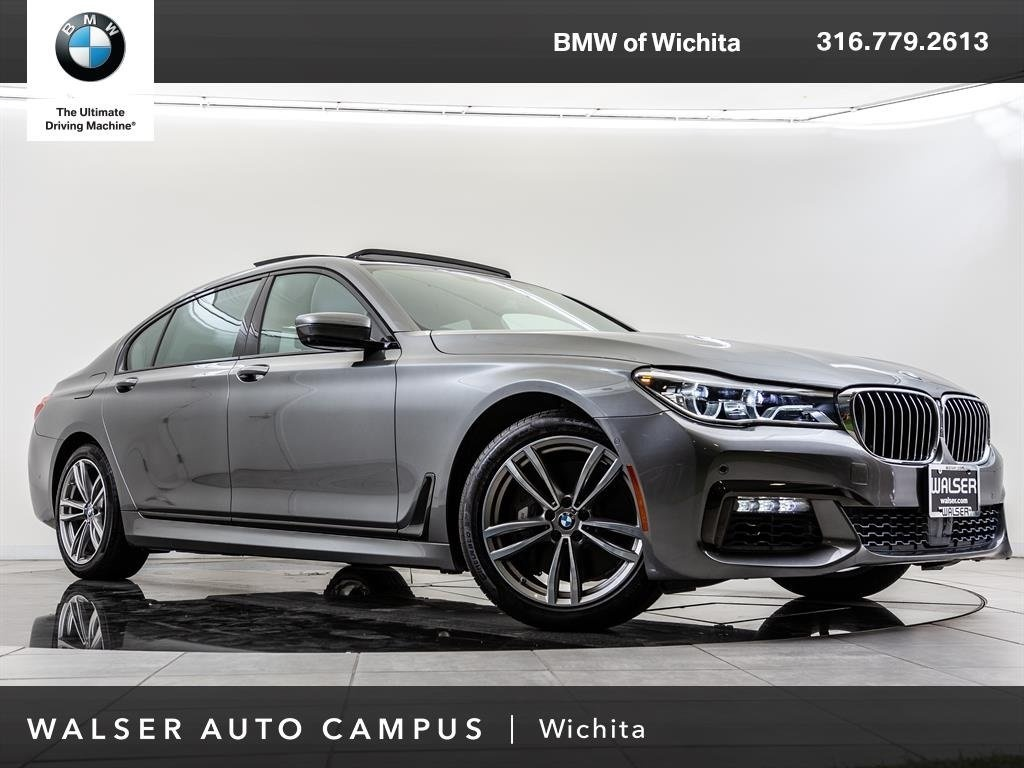 pre owned 2016 bmw 7 series 750i xdrive navigation harman kardon