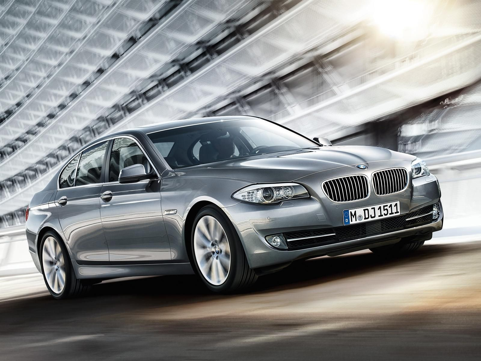 beautiful bmw 5 series 2011 luxury car wallpaper