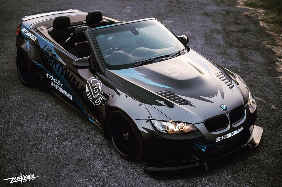could not be better widebody bmw liberty walk e93 m3 tuningblog