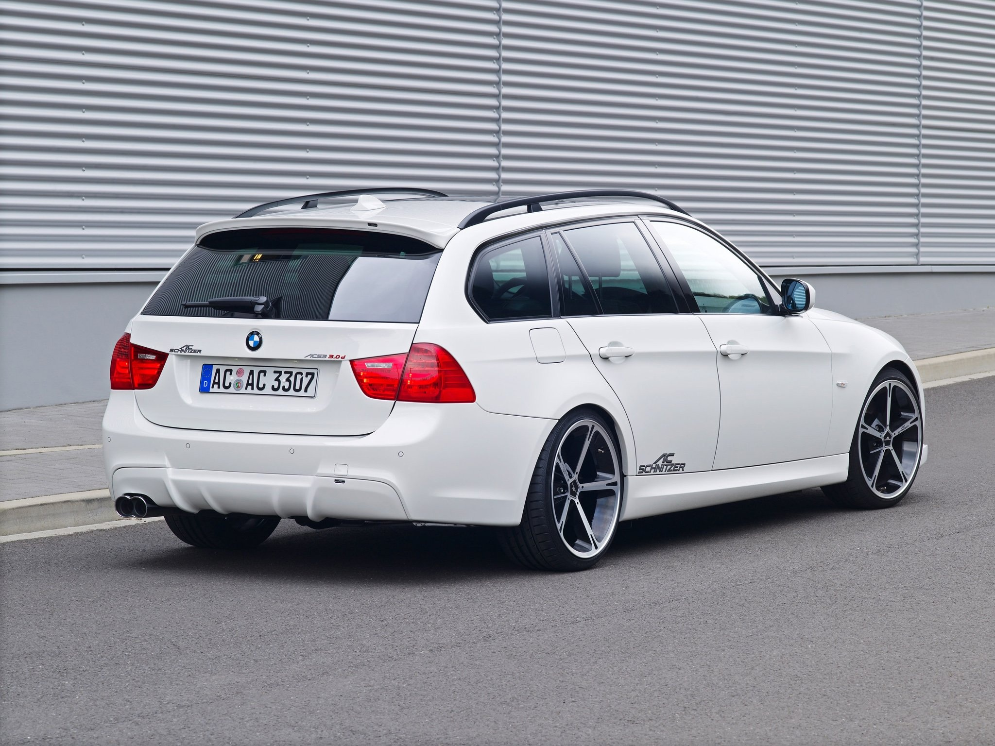 ac schnitzer acs3 bmw cars m technik touring e91 modified sport