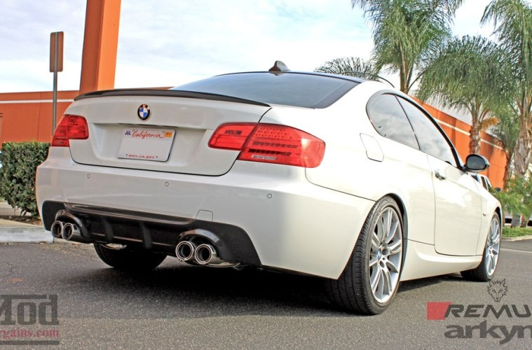 tech best exhausts for bmw 335i e92 e90 e93 coupe sedan cabrio