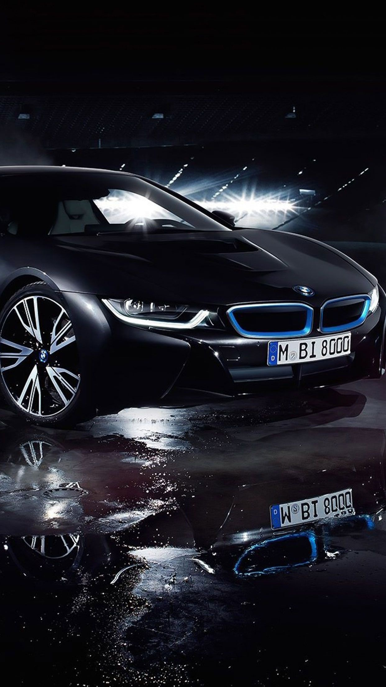 Bmw Black Car Wallpaper Hd