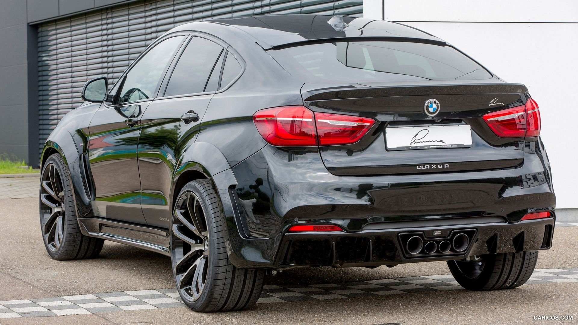 2015 lumma design clr x6 r based on bmw x6 wallpaper things to