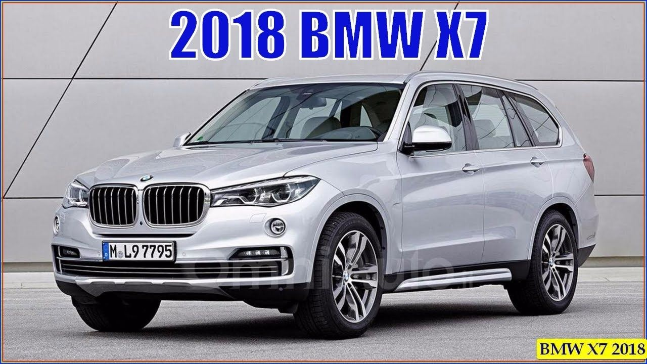 2018 bmw x7 colors release date redesign price even though