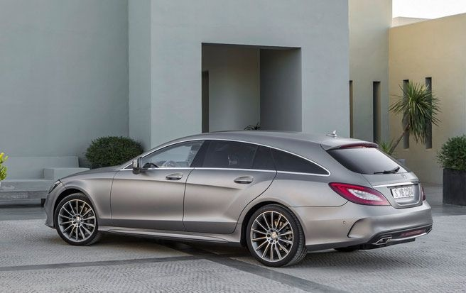 mercedes cls shooting brake nea‡e imati nasljednika cars