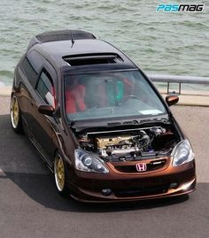 Custom Civic Modified Beautiful 142 Best Custom Hondas Images On Pinterest Honda Cars Car Tuning-825-825
