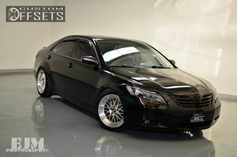 2009 toyota camry str 601 lowered adj coil overs