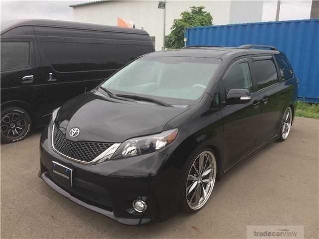used toyota sienna 2015 for sale stock tradecarview 22615601