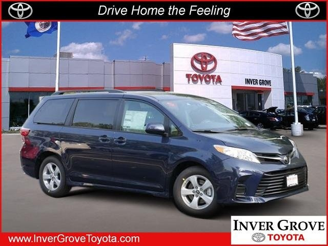 Custom toyota Sienna Unique Custom toyota Sienna Elegant New 2018 toyota Sienna Le Mini Van-1007 Of Unique Custom toyota Sienna