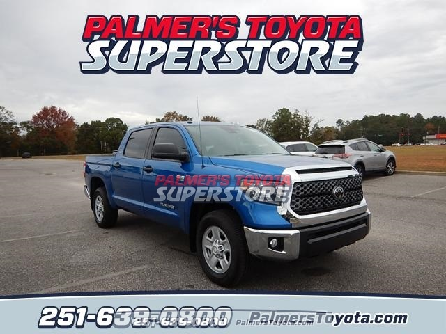 Custom toyota Tundra Elegant New 2018 toyota Tundra Sr5 4d Crewmax In Mobile 45349 Palmers-929 Of Beautiful Custom toyota Tundra